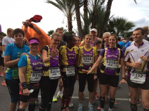 VOA marathon Nice Cannes