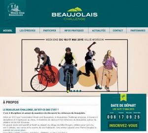 Beaujolais challenge